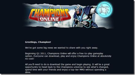 ChampionsOnlineF2P